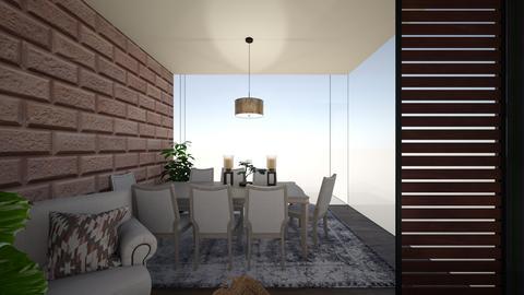 cozy - Living room - by edataman