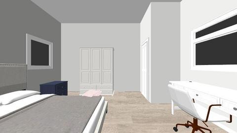 interior design bedroom - Bedroom  - by averysyoen