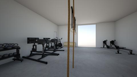 Home gym - by rogue_a9fd4303a4dd6c5ec1278e1d85dec