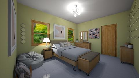 Princess Bedroom - Bedroom - by chocolatedonut71