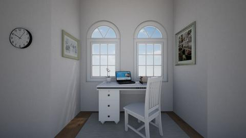 online learning - Classic - Bedroom  - by  blossom tree