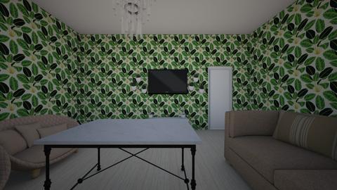 ruang tamu 2 ariqa - Living room  - by firdaus123