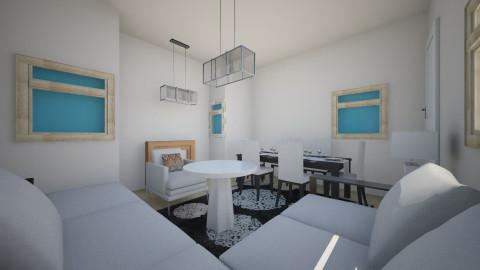 beti - Minimal - Living room  - by  beti