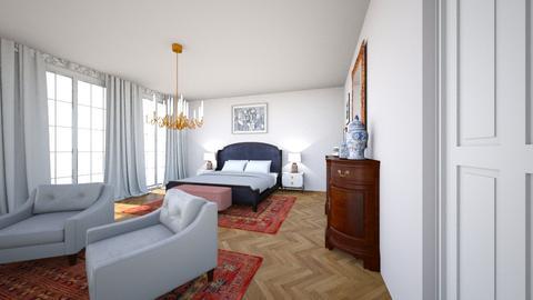 Master Bedroom - Bedroom  - by virtuestella