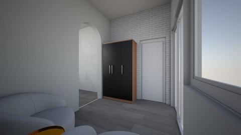 casa papa y mama - Classic - Living room  - by luchito arq