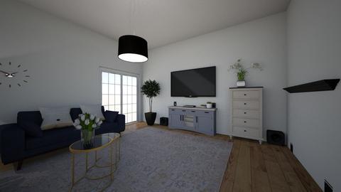 Salon - Living room  - by JULKA1