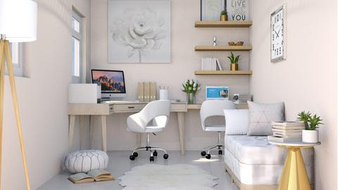 Office for Two - Office  - by Oyisha