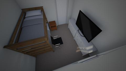 before - Bedroom  - by Aka_happy