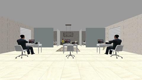 office design - Office  - by shryfh