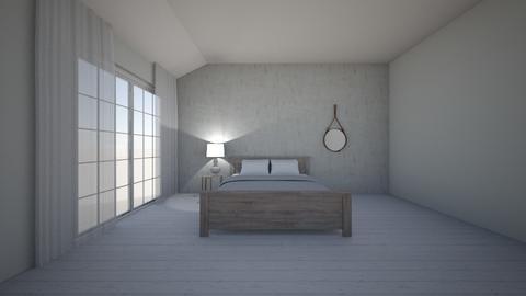summer_b - Bedroom  - by MaluMeyer