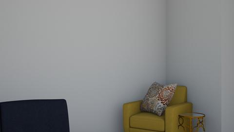 My JOY Cave - Living room  - by lovinmylife60