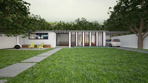 DWR House - by esherwood