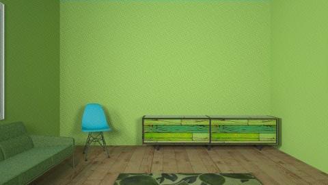 GREEN - by kimbojim