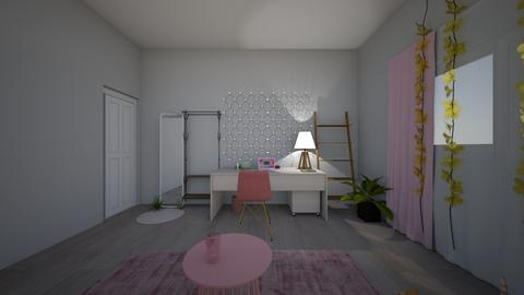 Boho Pink - Vintage - by AshleyTurner