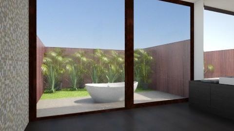 bathroom3 - Modern - Bathroom  - by mariaemiliahltm