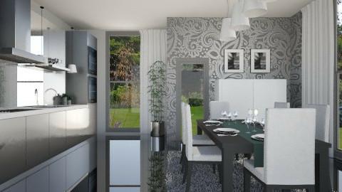 Cozinha - Kitchen  - by susilva
