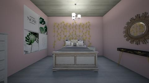 mytypeofminimalist  - Bedroom  - by MillieBB_fan