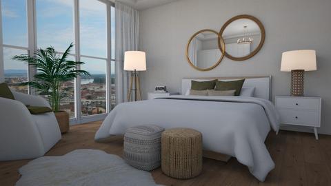 Big windows - Bedroom  - by Thrud45