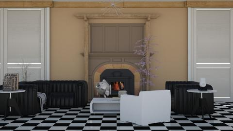 Art Deco Living - Living room  - by L ae
