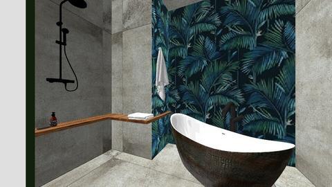 rainforst bath - by fred20