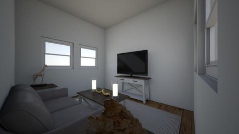 room interior design - by alexazeeman