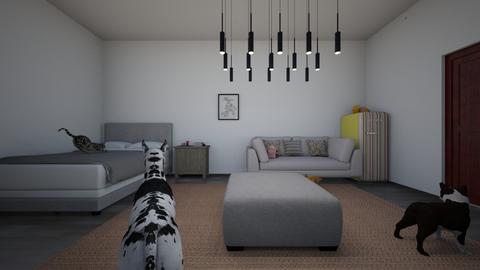 McKinzis room - Country - Bedroom  - by mckinzifunny15