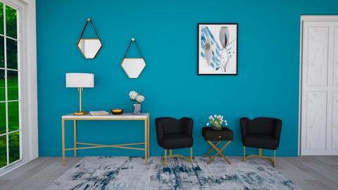 minimalist Hallway - Minimal - by lyrikkah