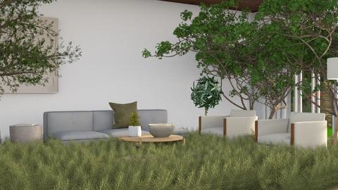 Kaden_jungleified - Minimal - Living room  - by urjungleified