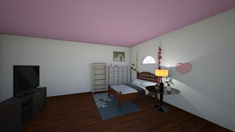 First bedroom - Classic - Bedroom  - by CoyoteCat66