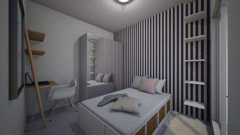 Ori Altman 30 - Kids room  - by erlichroni