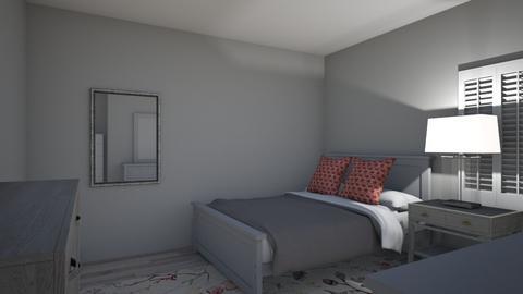 economics project - Bedroom  - by kenleighm655