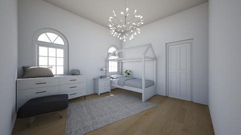 Rich Girl Bedroom - Bedroom - by Chicken202
