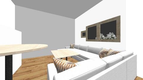 Ruurd Visserstraat 57 - Living room  - by romyrowena