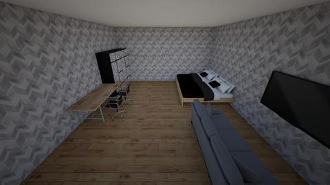 ffvf - Modern - Living room  - by marcelinogantengta