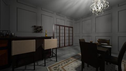 hi - Dining room  - by Echy2003