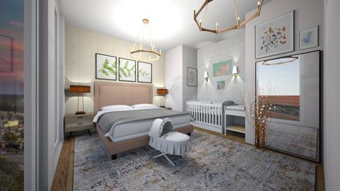 Bedroom nd Nursery - Bedroom  - by Daively__1000