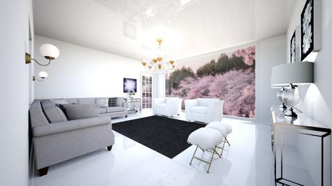 apartment contest - Glamour - Living room  - by Horse_Lover_Mel