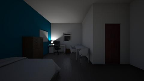 tomas - Modern - Bedroom  - by tomi22