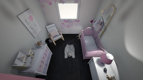 Onalie Nursery - Kids room  - by onaliekailey