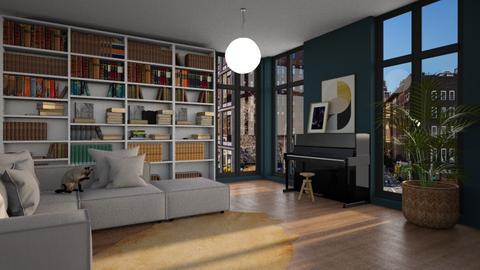 piano room - Classic - by tolo13lolo