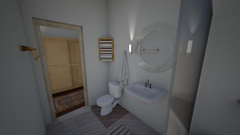 513ResaleMasterBath - Bathroom  - by FaeAmr
