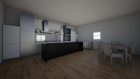 Kitchen 1 - Modern - Kitchen - by thundernz