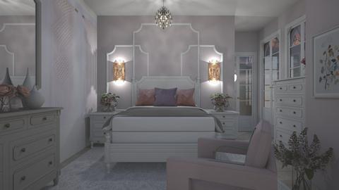 Blurry bedroom - Bedroom  - by milyca8