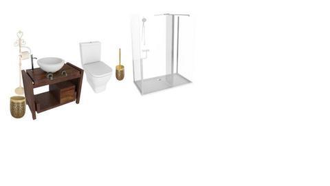 my bathroom design - by nils625