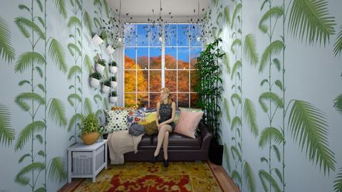 urban living - Country - Living room  - by R A I N A