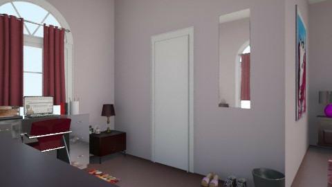 bordo - Bedroom  - by Liya Zohar