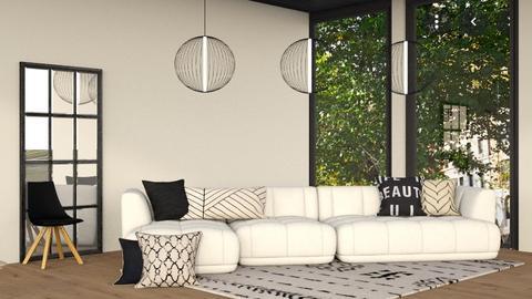 Mirrors - Minimal - Living room  - by LuluDesignStyle