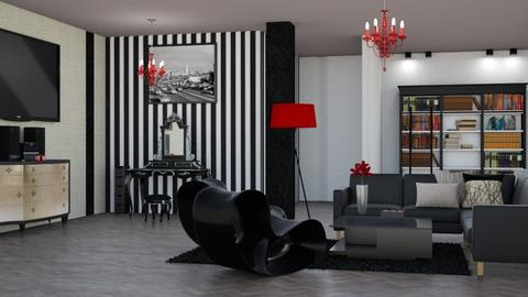 Glam up - Glamour - Living room  - by Vae Riley