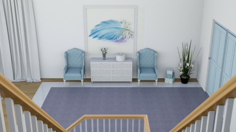 Balance - Glamour - Living room  - by Kathran