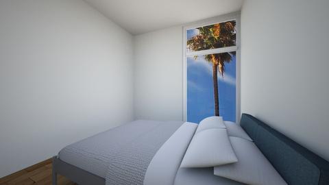 Hiro Suzuki - Bedroom - by stinaolgin